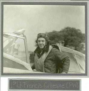 1st Lt Francis T Gillespie