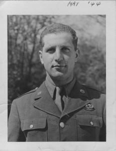 Pvt Gerald Willen