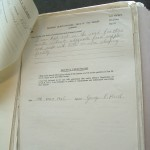 Pte George Reid Returning PoW Questionnaire Page 3