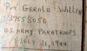Gerald Willen Signature