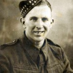 Cpl Tom Caldwell 6th Bn, Royal Scots Fusiliers