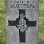 Wellings Headstone