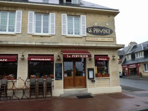 Le Poiverie at Everecy - Lunch with Albert Figg