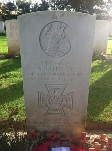 Sidney_Bates_VC_Grave
