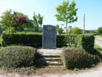 Operation Bluecoat - 11th Armoured Div Memorial